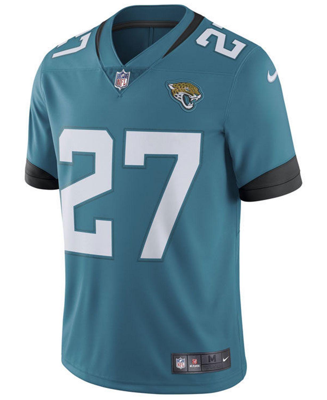 Nike Men's Leonard Fournette Jacksonville Jaguars Vapor Untouchable Limited Jersey & Reviews - Sports Fan Shop By Lids - Men - Macy's