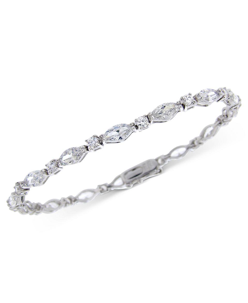 Victoria Townsend Sterling Silver Bracelet, Diamond Accent X Bracelet