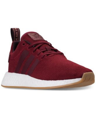 adidas Boys' NMD R2 Casual Sneakers