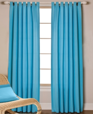 "Beacon Looms Window Treatments, Gaga Brights Panel 54"" x 84"" Bedding"