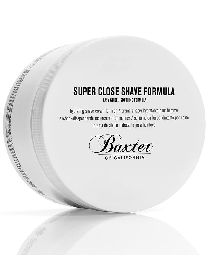 Baxter Of California - Baxter Super Close Shave Formula, 8-oz.