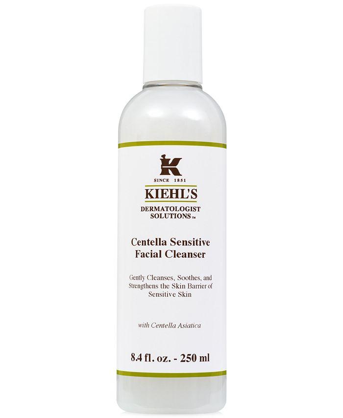 Kiehl's Since 1851 - Dermatologist Solutions Centella Sensitive Facial Cleanser, 8.4-oz.