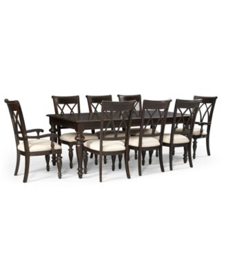 Lovely Bradford 9 Piece Dining Room Furniture Set