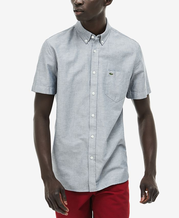 Lacoste - Men's Oxford Shirt