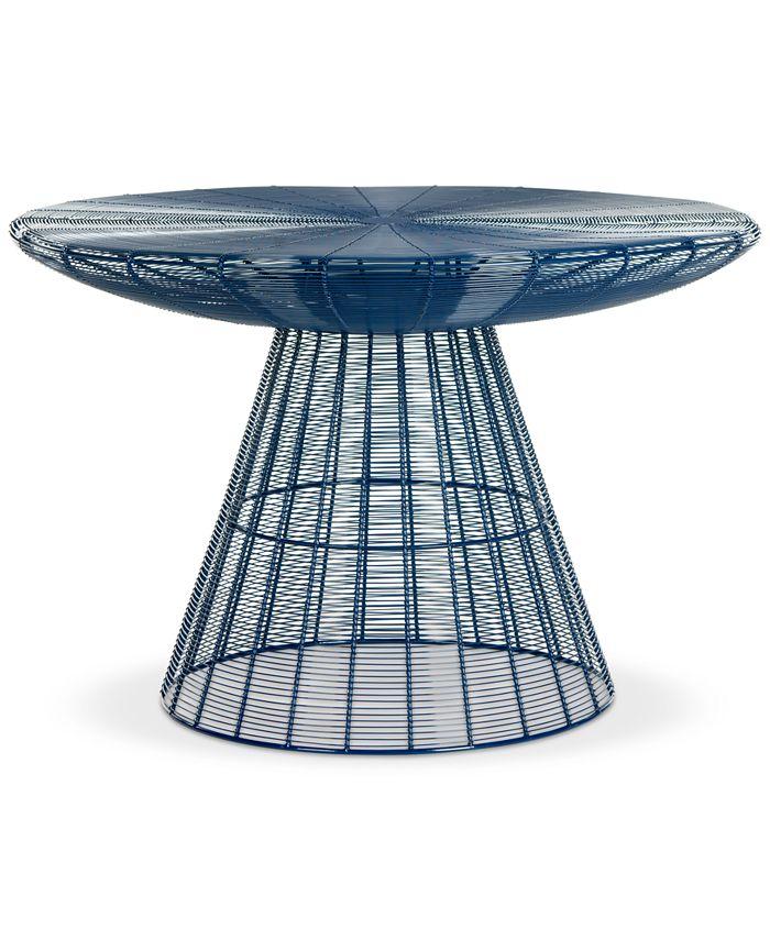 Safavieh - Reginald Wire Coffee Table, Quick Ship