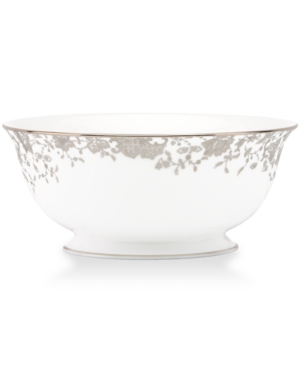 Marchesa by Lenox Dinnerware, French Lace Serving Bowl