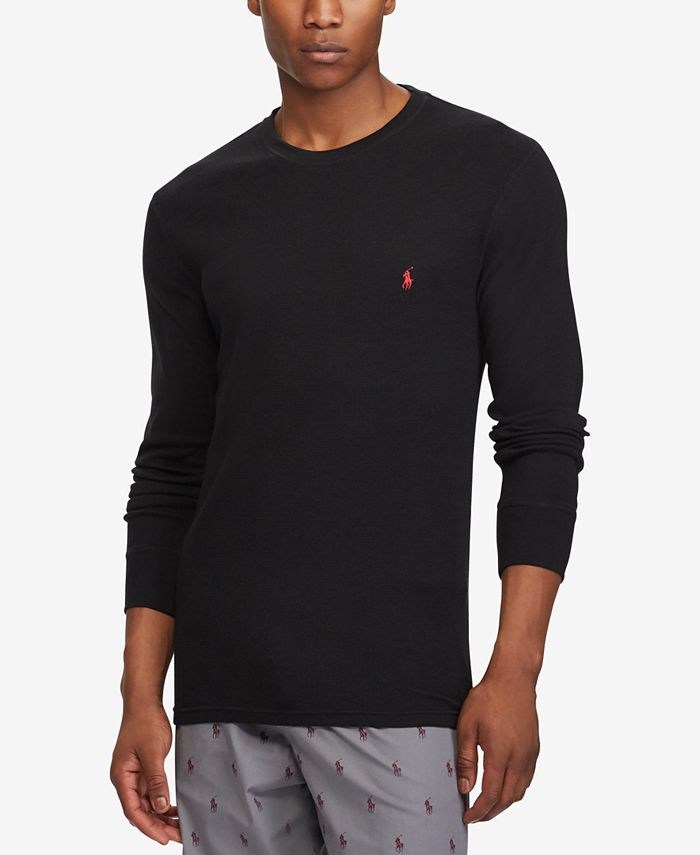 Polo Ralph Lauren Men's Big & Tall Waffle-Knit Thermal & Reviews ...