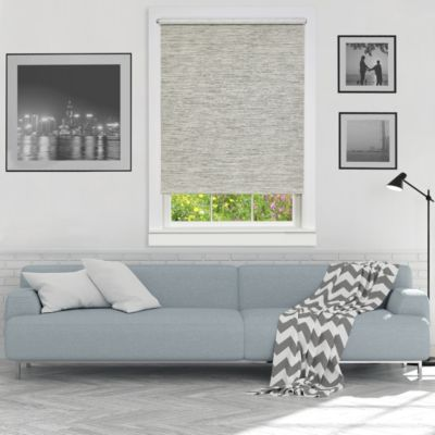 """Cords 73""""x72"""" Free Privacy Jute Shade"""