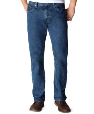 Image of Levi's 505 Regular-Fit Jeans