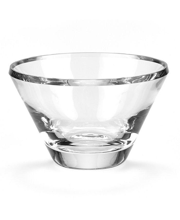 Badash Crystal - 8 inch Beveled  Bowl