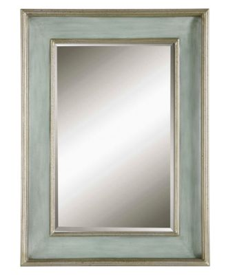 Uttermost Ogden Blue Mirror