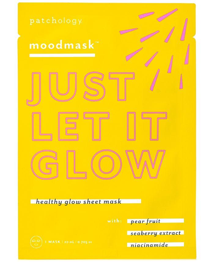 Patchology - Moodmask ''Just Let It Glow'' Healthy Glow Sheet Mask