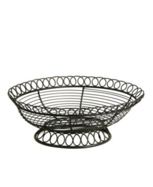 Mesa Basket, French Loop Oval Design
