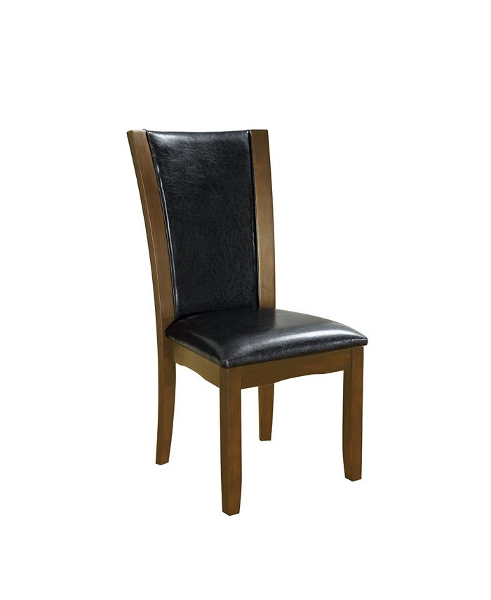 Furniture of America - Waverly Side Chair, Quick Ship