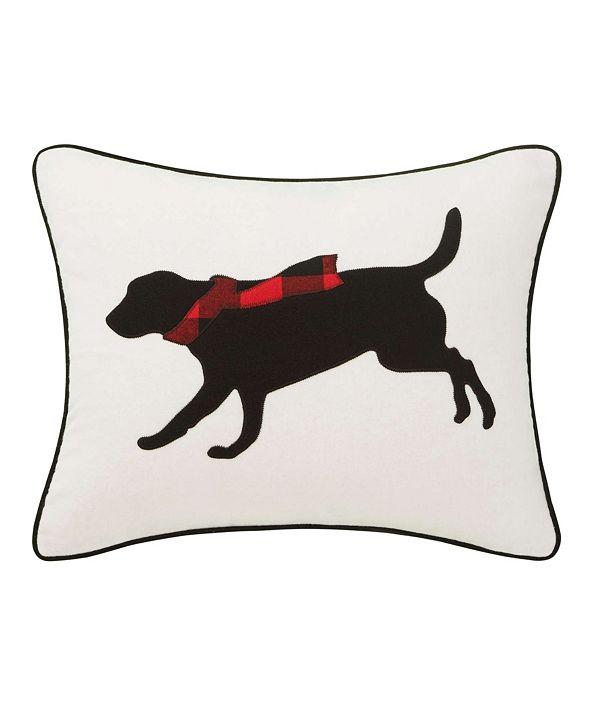 Eddie Bauer Winter Lab Decorative Pillow