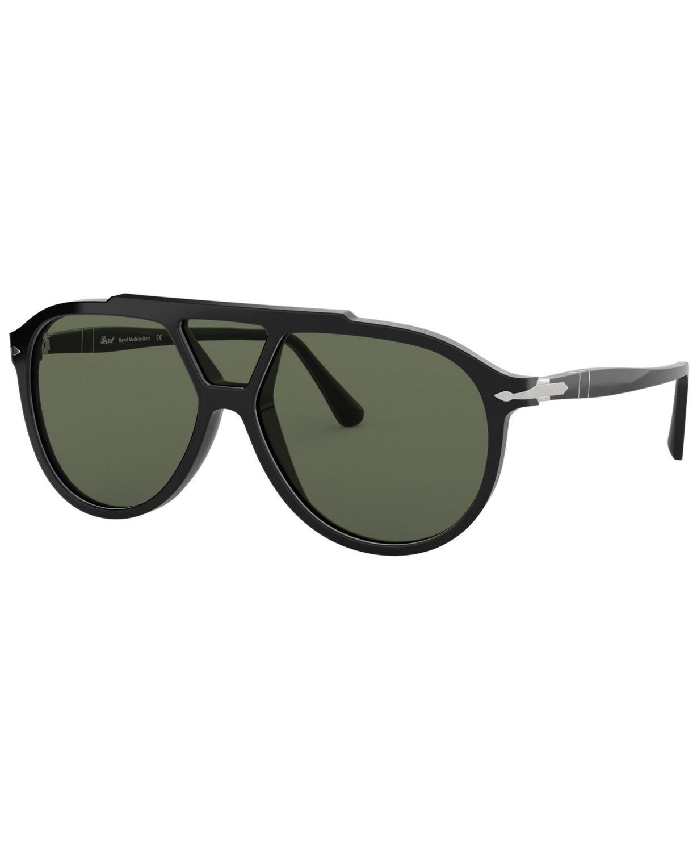 Persol Sunglasses, PO3217S 59 & Reviews - Sunglasses by Sunglass Hut - Men - Macy's