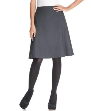 Calvin Klein Skirt, A-Line Suit