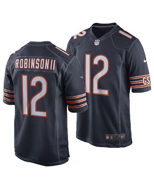 Nike Men's Allen Robinson Chicago Bears Game Jersey
