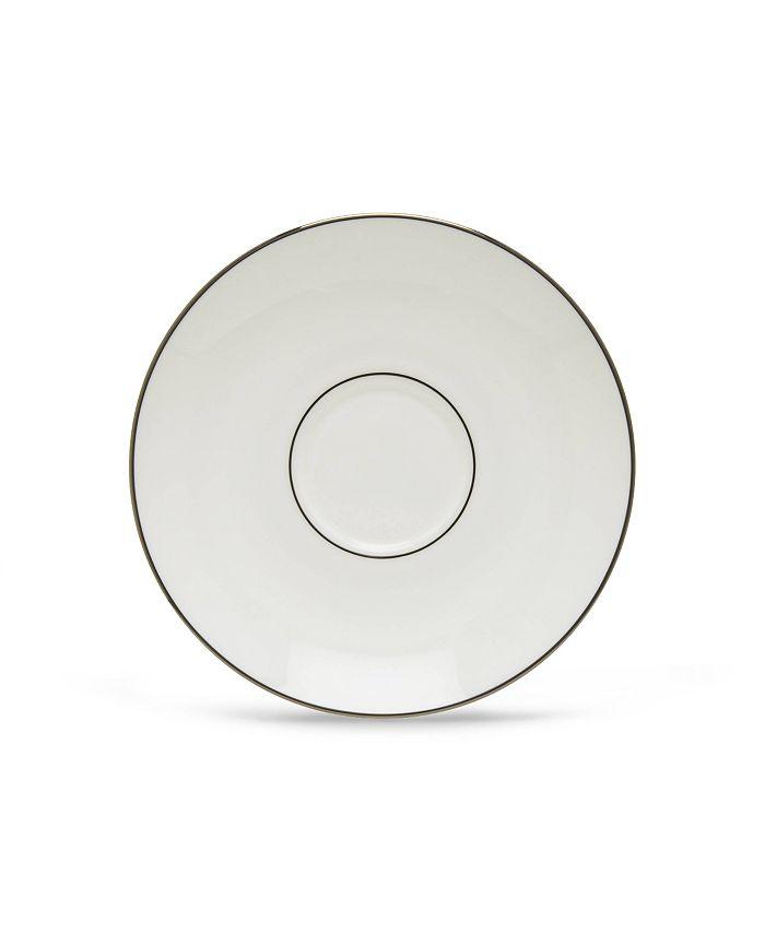 """Lenox - """"Continental Dining Platinum"""" Microsafe™ Saucer"""