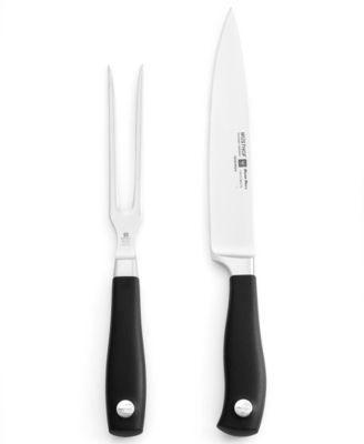Wusthof Grand Prix II Carving Set, 2 Piece