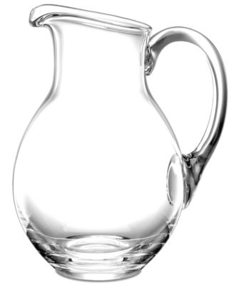 "Marquis by Waterford ""Vintage"" Round Pitcher"