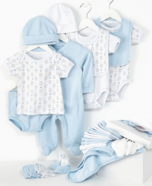 Kyle and Deena Baby Set, Baby Boy Gift Set