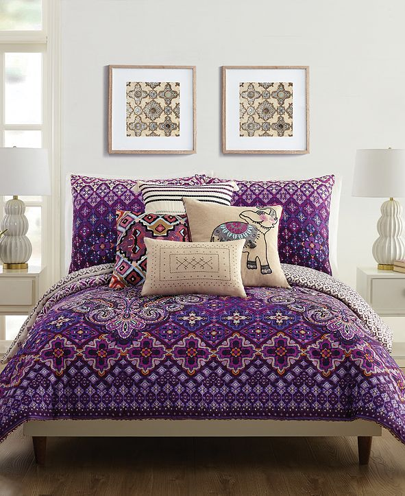 Vera Bradley Dream Tapestry Full/Queen Comforter Set