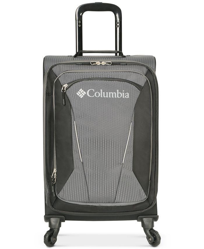 "Columbia - Kiger Gray 21"" Carry-On Spinner Suitcase"
