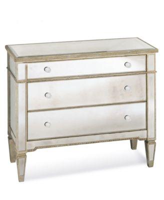 Marais Credenza Mirrored Sideboard Furniture Macy 39 S