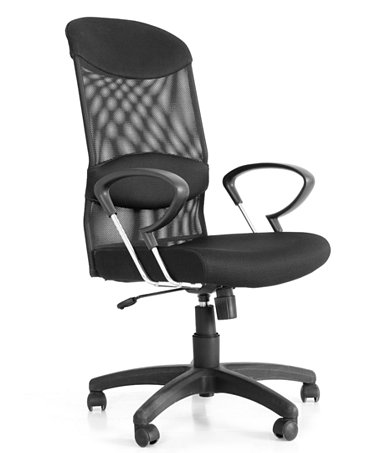 Stockholm Home Office Chair, Swivel Desk Chair - Furniture - Macy's