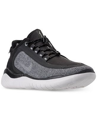 perdonar Vacante rastro  Nike Men's Free RN 2018 Shield Running Sneakers from Finish Line & Reviews  - Finish Line Athletic Shoes - Men - Macy's