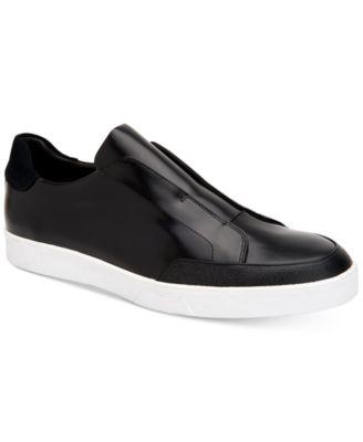 Calvin Klein Men's Immanuel Leather
