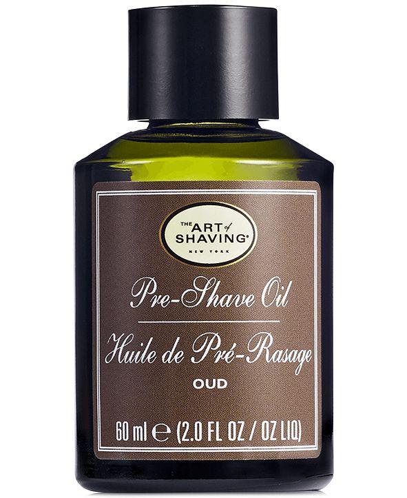 Art of Shaving The Oud Pre-Shave Oil, 2 fl. oz.