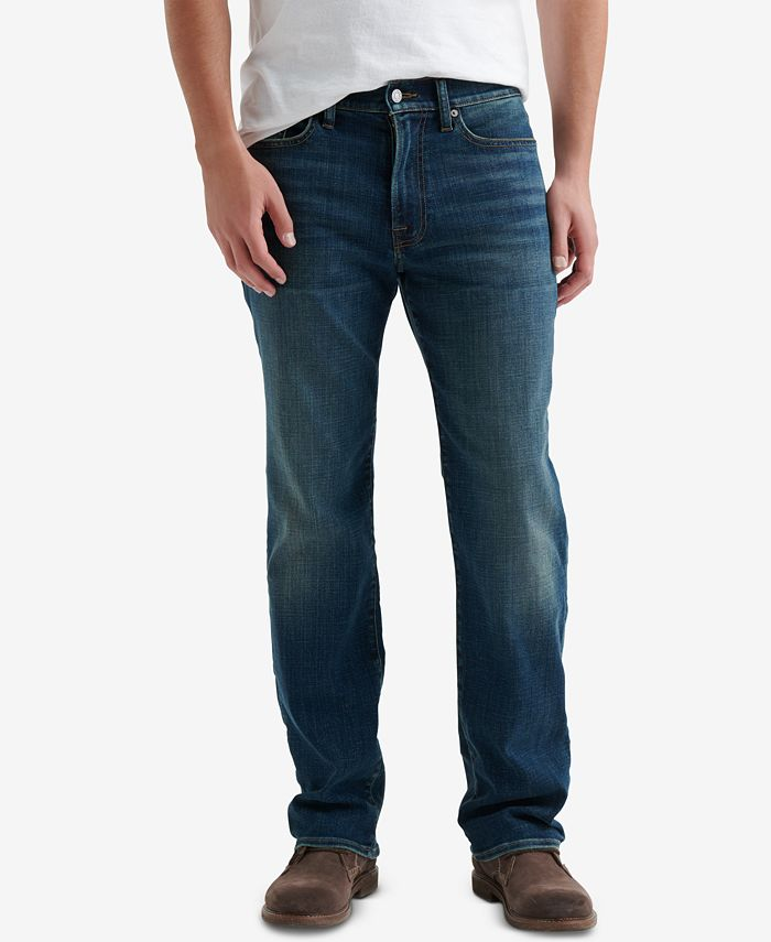 Lucky Brand - Men's 363 Straight-Fit Jeans