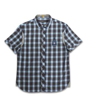 Cavi Shirt, Leadman Plaid Shirt