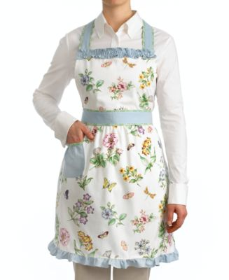 Lenox Apron, Butterfly Meadow