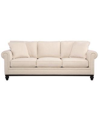 Exceptional Martha Stewart Collection Sofa, Club