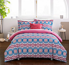 Chic Home Gavin 8 Pc Full  Duvet Set