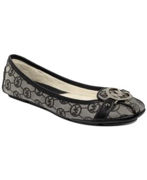 MICHAEL Michael Kors Shoes, Fulton Moccasin Flats Women's Shoes