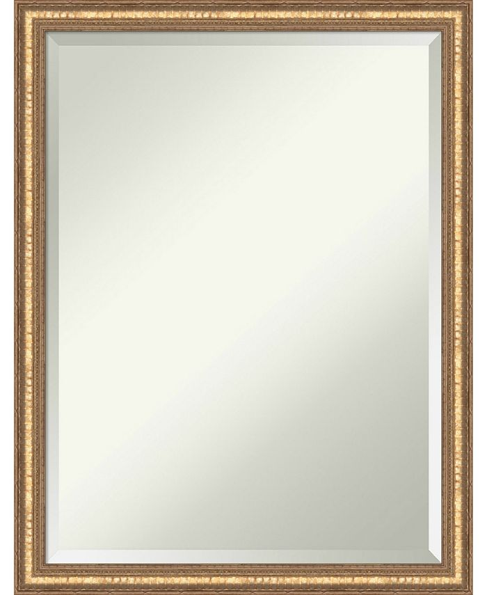 Amanti Art Dixie Rustic 18x22 Wall Mirror Reviews All Mirrors Home Decor Macy S