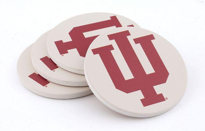 Thirstystone Indiana University Coasters, Set of 4