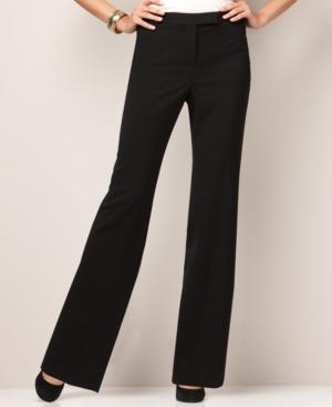 Charter Club Pants, Straight Leg Trousers