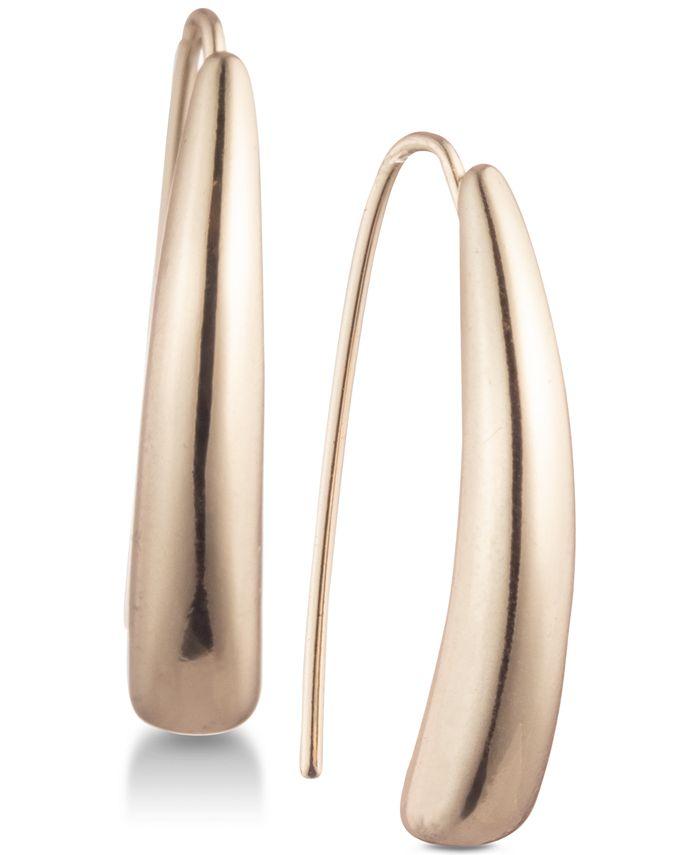 Lauren Ralph Lauren - Sculptural Threader Earrings