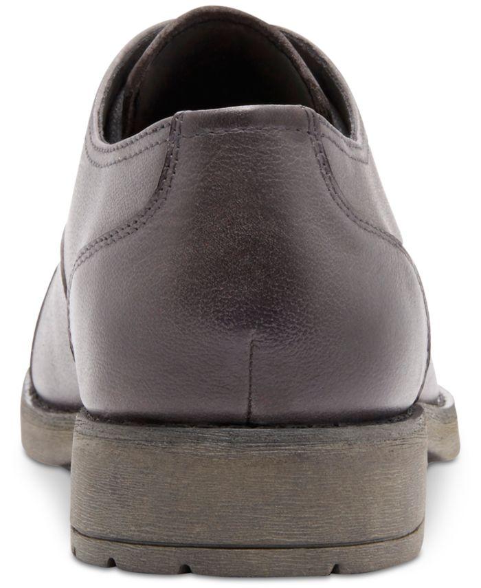 Eastland Shoe Eastland Men's Sierra Leather Cap-Toe Oxfords & Reviews - All Men's Shoes - Men - Macy's