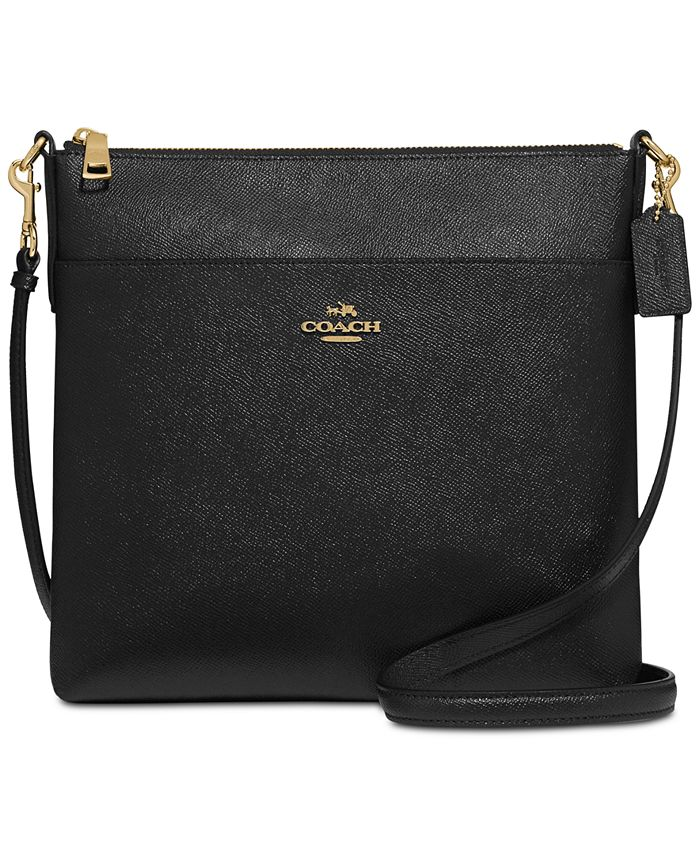 COACH - Crossgrain Messenger Crossbody