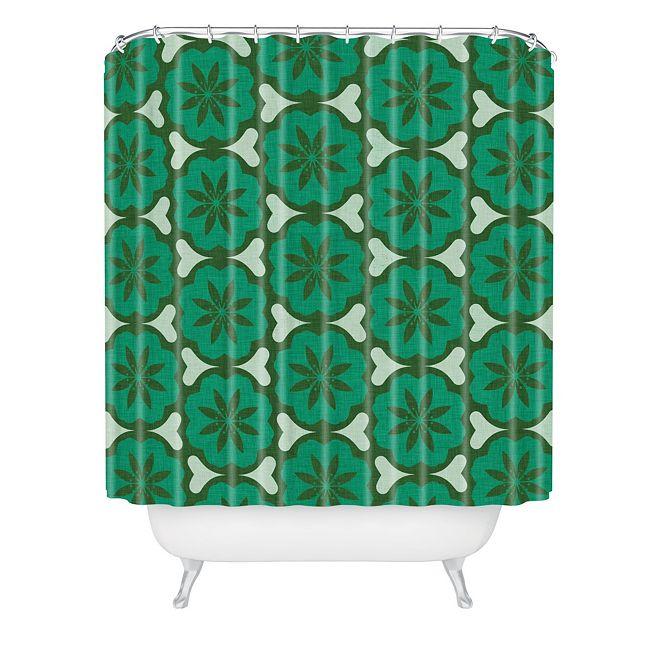 Deny Designs Holli Zollinger Dutch Pop Shower Curtain