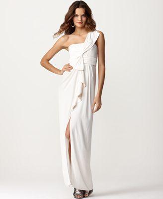 White Cocktail Dresses Macy'S - Long Dresses Online