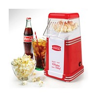 Deals on Nostalgia Coca-Cola Mini Popcorn Popper