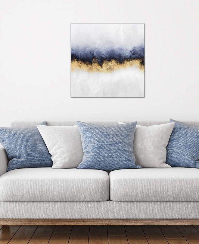 "iCanvas ""Sky I"" by Elisabeth Fredriksson Gallery-Wrapped Canvas Print (26 x 26 x 0.75)"