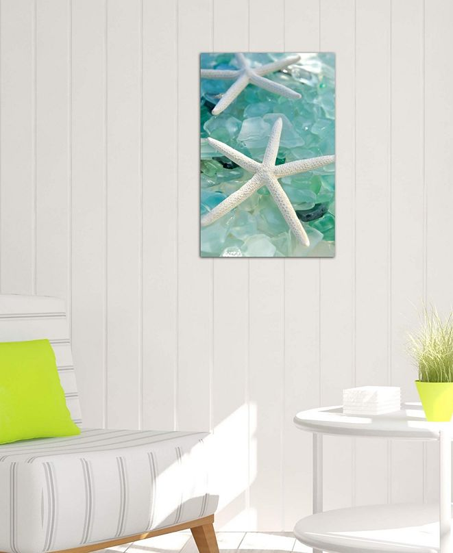 "iCanvas ""Seaglass 1"" by Alan Blaustein Gallery-Wrapped Canvas Print (40 x 26 x 0.75)"